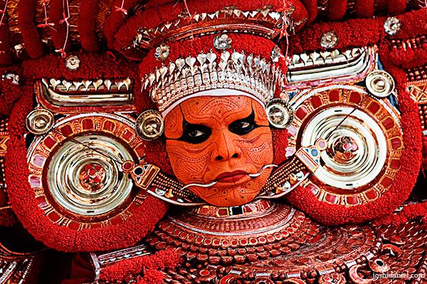 Muchilottu Bhagavathi Theyyam