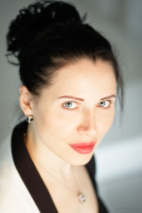 Portrait of Alexandra Pisetskaya