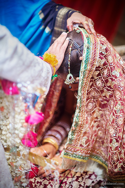 A Muslim wedding in Bangalore