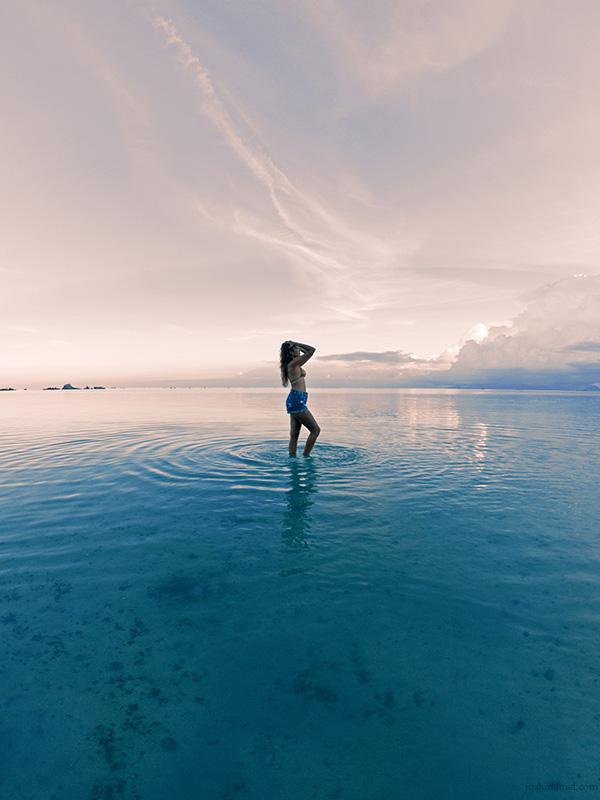 A GoPro HERO7 Black photo of Larissa Dsa at Lamai Beach, Ko Samui, Thailand