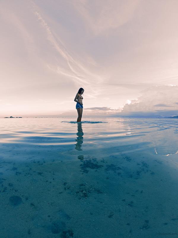 A GoPro HERO7 Black photo of Larissa Dsa at Lamai Beach, Koh Samui, Thailand