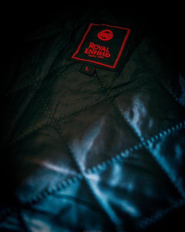Explore V3 mesh riding jacket from Royal Enfield