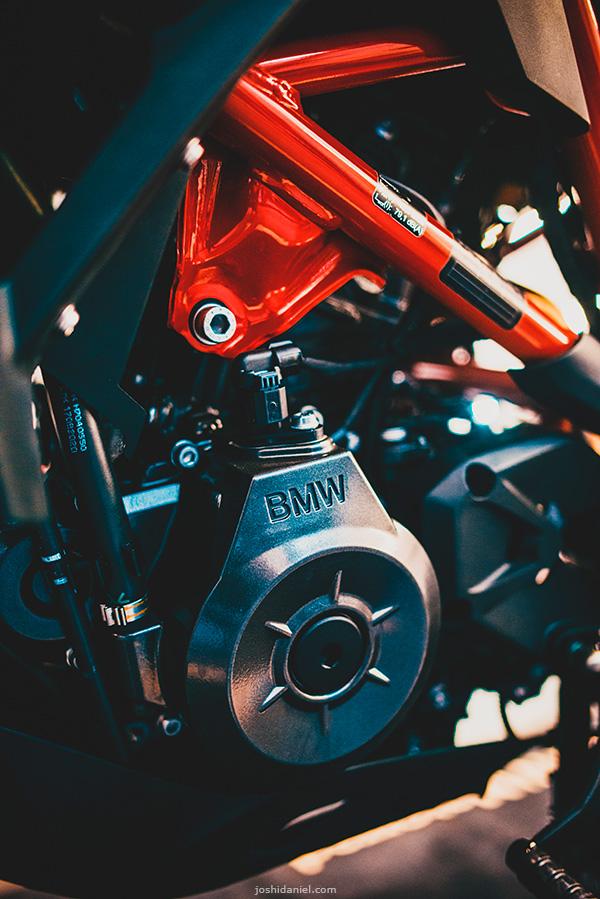 BMW G 310 GS